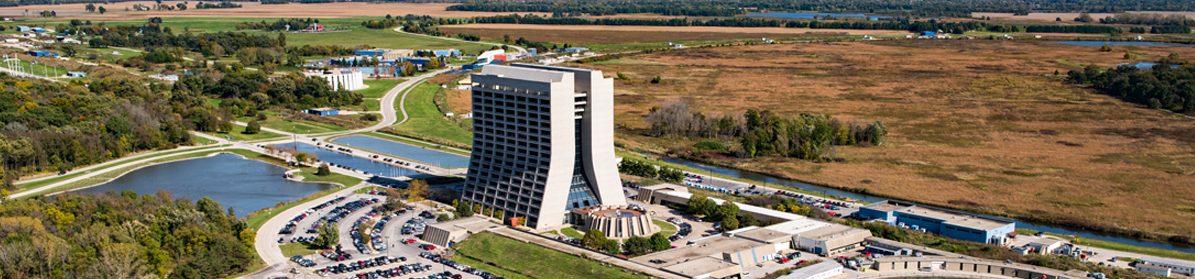 Fermilab aerial